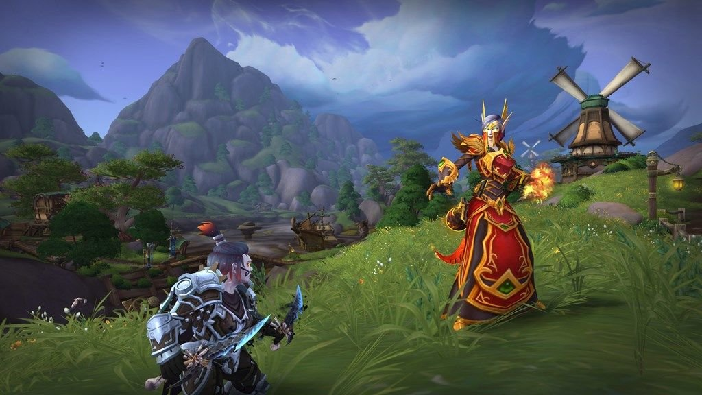 blizzard ile world of warcraft efsanesi yeniden doguyor