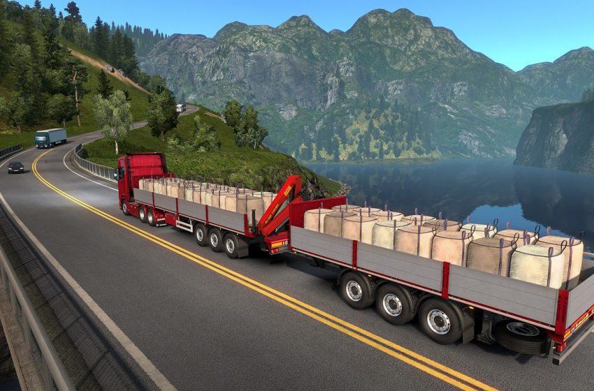 Euro Truck Simulator 2'ye Türkiye Geliyor
