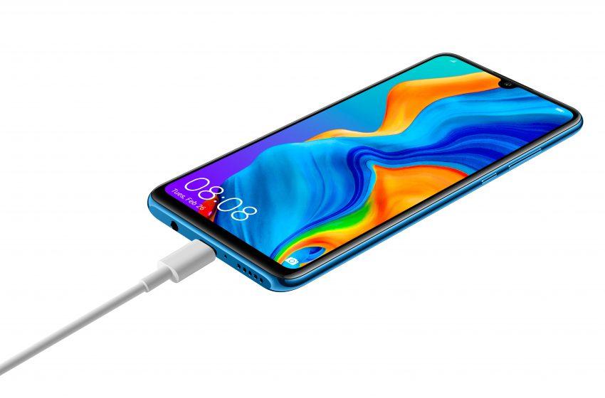 Huawei P30 Lite 64 GB Satışta