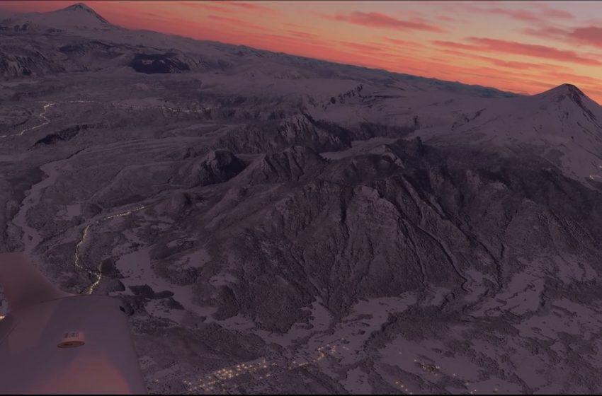 Microsoft Flight Simulator Dinamik Mevsimleri Destekleyecek