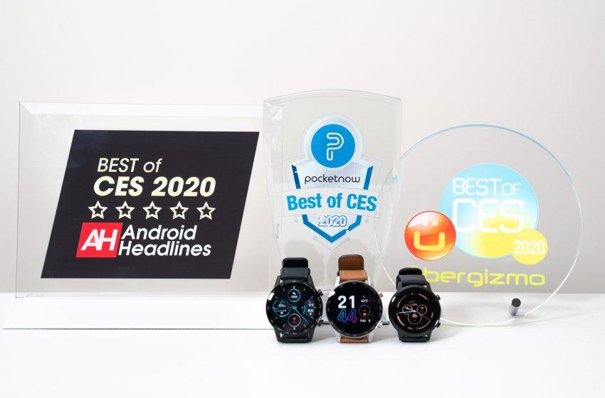 HONOR, CES 2020'de Giyilebilir Ürünlerini Tanıttı