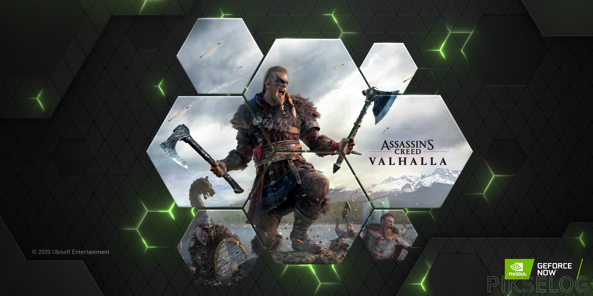 1605188841 Assassins Creed Valhalla on GeForce NOW