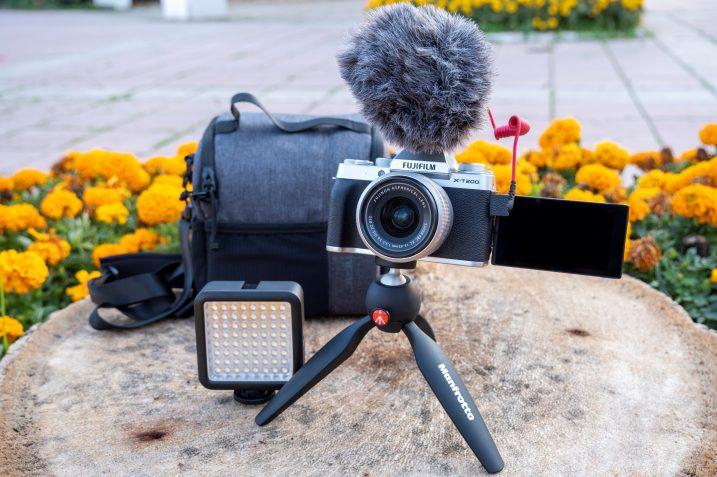 1606117325 Fujifilm Vlogger Kit   3